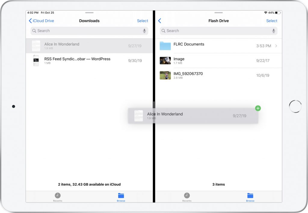 How to transfer photos from an iPhone to a PC