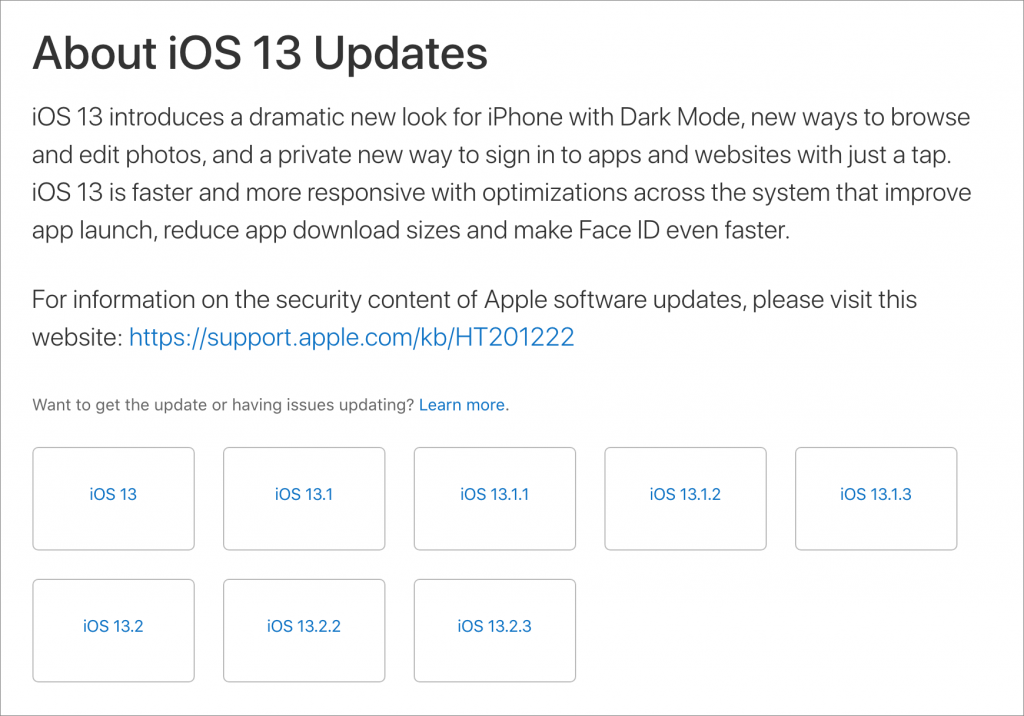 iOS 13 fatigue updates 1024x716