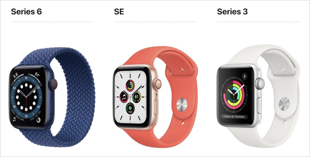 Apple Watch choices 1024x519