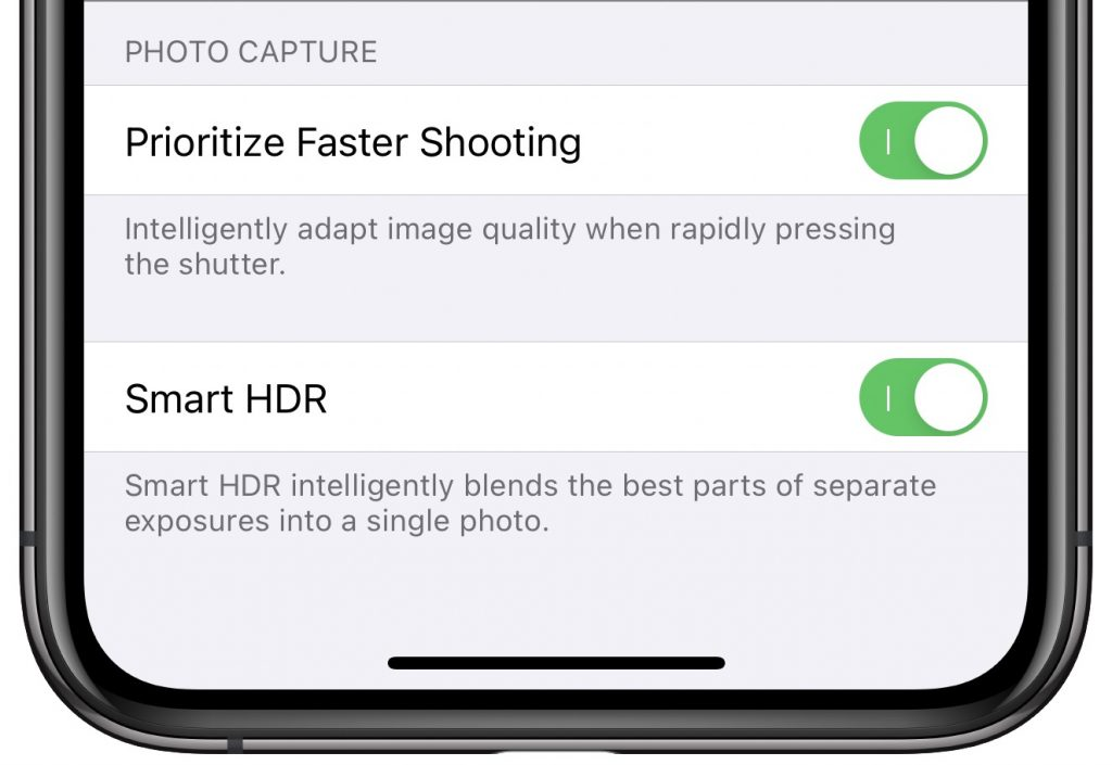 iOS 14 Faster Shooting 1024x705