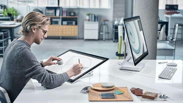Express yourself naturally with improved Surface Pen