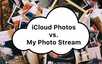 How to Choose Between iCloud Photos and My Photo Stream