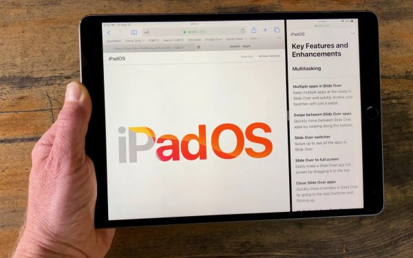 Everything You Need to Know about Multitasking in iPadOS 13